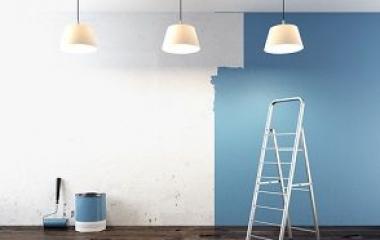רעיונות לצביעת חדר